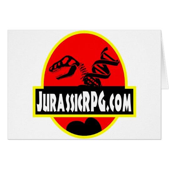 JurassicRPG Gear Red Card