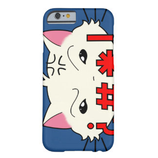 Jure el gato - caso iPhone6 Funda Para iPhone 6 Barely There