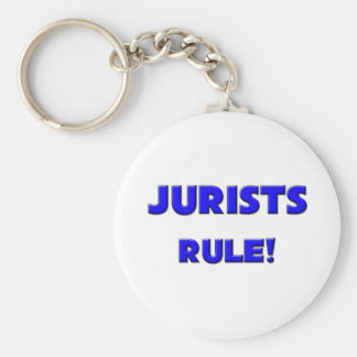 Jurists Rule! Keychain