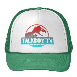 Jurrasic TV Trucker Hat
