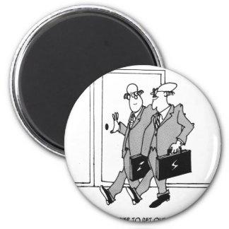 Jury Cartoon 5492 Magnet