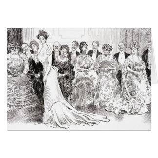 Jury Disagrees 1904 Card