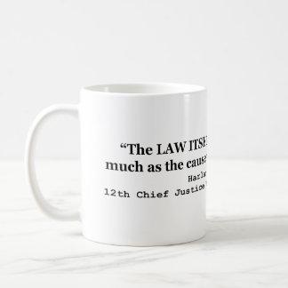 Jury Nullification by Justice Harlan F. Stone 1941 Coffee Mug