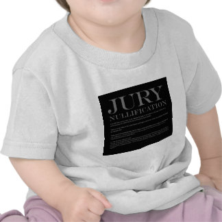 Jury Nullification Tshirt