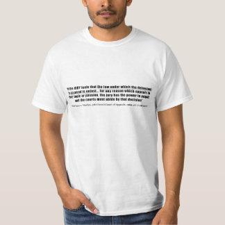 Jury Nullification United States v. Moylan 1969 T Shirt
