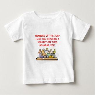 JURY.png Baby T-Shirt