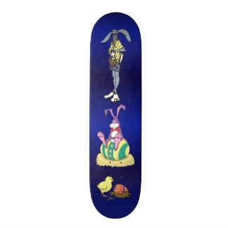 Jus Chillin Pascua: Conejito, tipo fresco y pollue Patín Personalizado