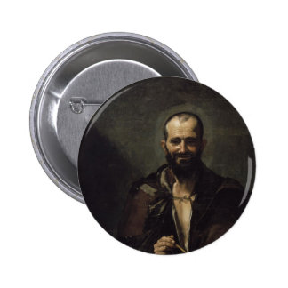 Jusepe de Ribera- Archimedes Pinback Buttons
