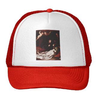 Jusepe de Ribera- Descent from the Cross Trucker Hat