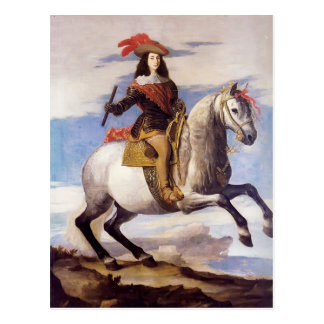 Jusepe de Ribera- John of Austria the Younger Postcard