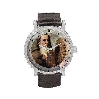 Jusepe de Ribera- Moses Reloj