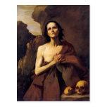 Jusepe de Ribera- St Mary de Egipto Postales