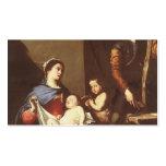 Jusepe de Ribera- The Holy Family Business Cards