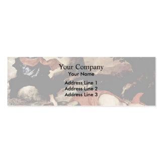 Jusepe de Ribera- Venus und Adonis Business Card