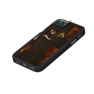 Jusepe Ribera-Deliverence of St. Peter, Prison iPhone 5/5S Case