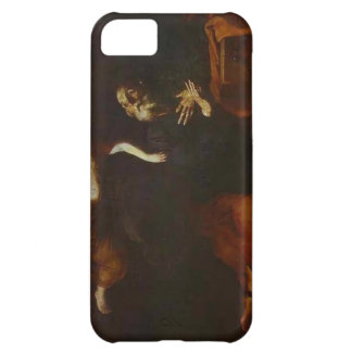Jusepe Ribera-Deliverence of St. Peter, Prison iPhone 5C Case