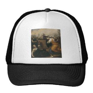 Jusepe Ribera- The Duel of Women Trucker Hat