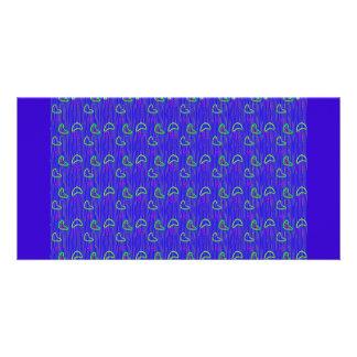 Just 4 Fun Pattern Photo Card