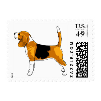 Just a Beagle Postage