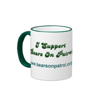 Just A Bear mug