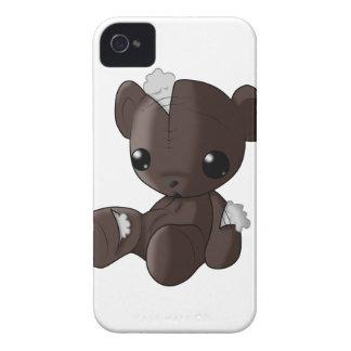Just a Bit Broken Teddy Bear iPhone 4 Cases
