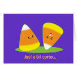 Just a Bit Corny Greeting Cards