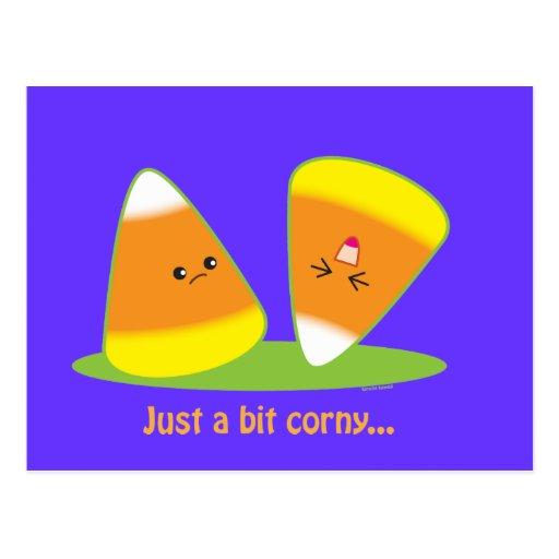 Just a Bit Corny Postcards