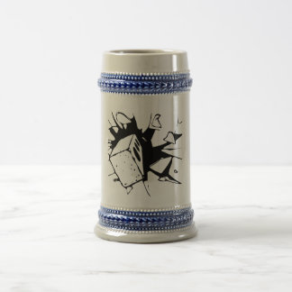 Just a Brick in the Wall Beer Stein