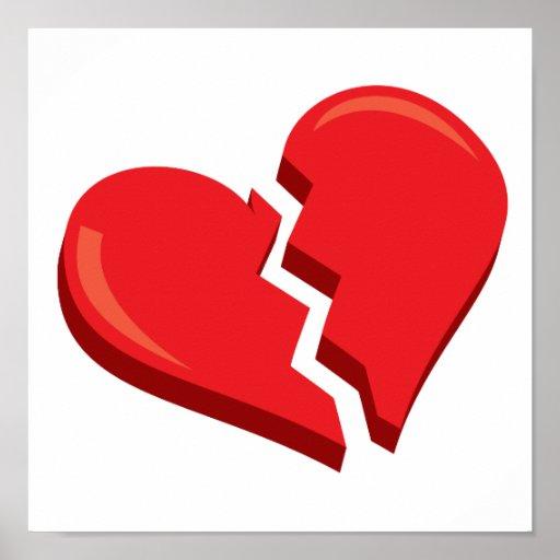 just a broken heart poster