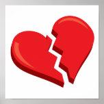 just a broken heart posters