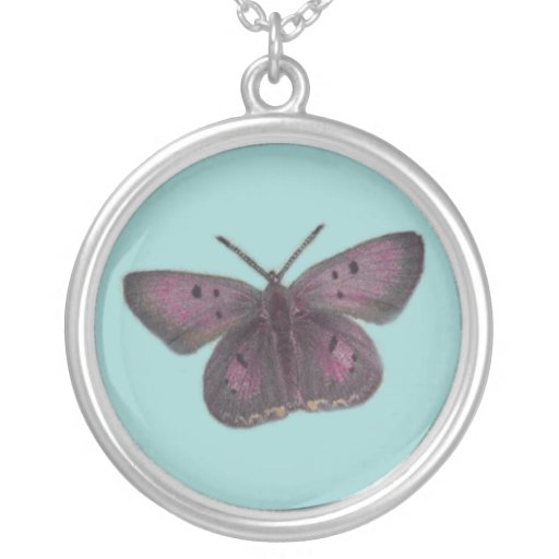 Just A Butterfly necklace