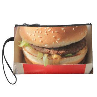 Just a classic hamburger wristlets