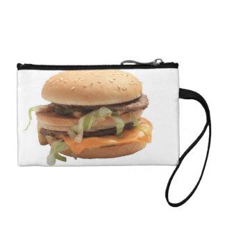 Just a classic hamburger coin purses