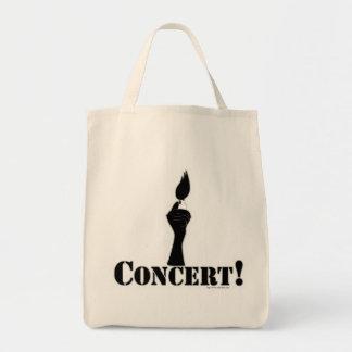Just A Concert Tote Bag
