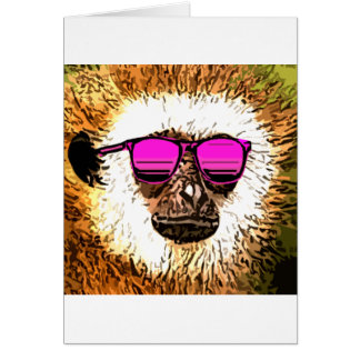 just a cool Monkey Card