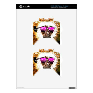 just a cool Monkey Xbox 360 Controller Skins
