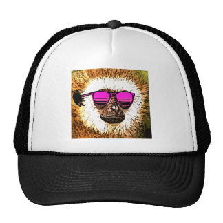 just a cool Monkey Trucker Hat