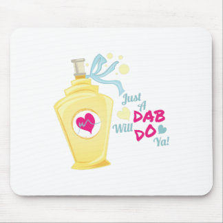 Just A Dab Mouse Pad