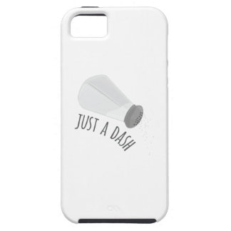 Just A Dash iPhone 5 Cover