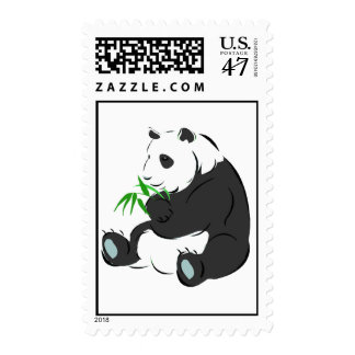 Just a Fistful of Bamboo Postage