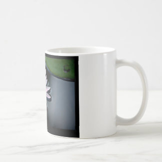 Just a flower – Pink waterlily flower 037 Coffee Mugs