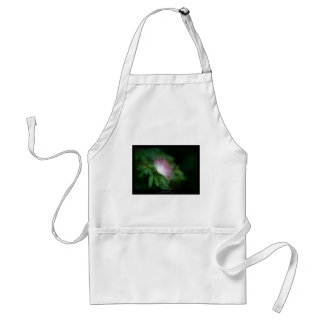 Just a flower – Pink & White flower Caliandra 011 Adult Apron