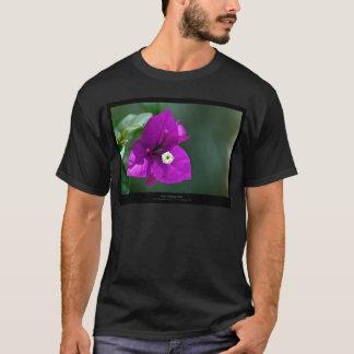Just a flower – Purple flower Bouganvillea 010 T-Shirt