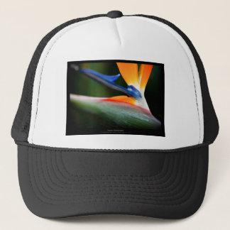 Just a flower – Strelitzia flower 013 Trucker Hat