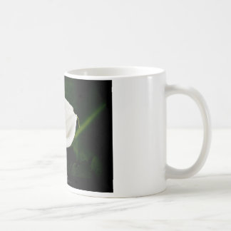 Just a flower – White lily flower 020 Mugs