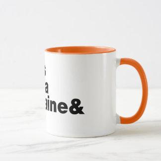 Just A Friend Mug
