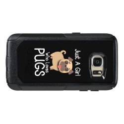 OtterBox Commuter Samsung Galaxy S7 Case with Pekingese Phone Cases design
