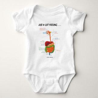 Just A Gut Feeling... (Digestive System Humor) Shirt