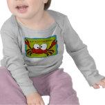Just a Little Crabby Shirts