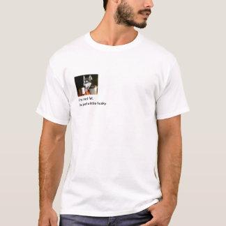 Just a little husky T-Shirt